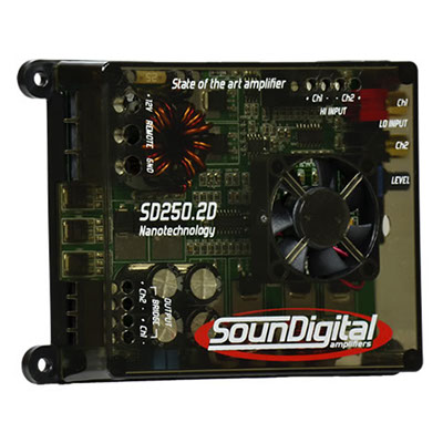 Soundigital SD250.2D