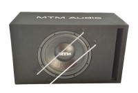 MTM Audio W112D2 vented enclosure